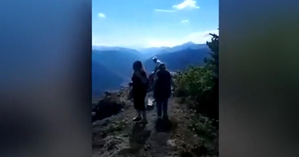 Нещасний випадок стався на північному сході країни / скріншот з відео