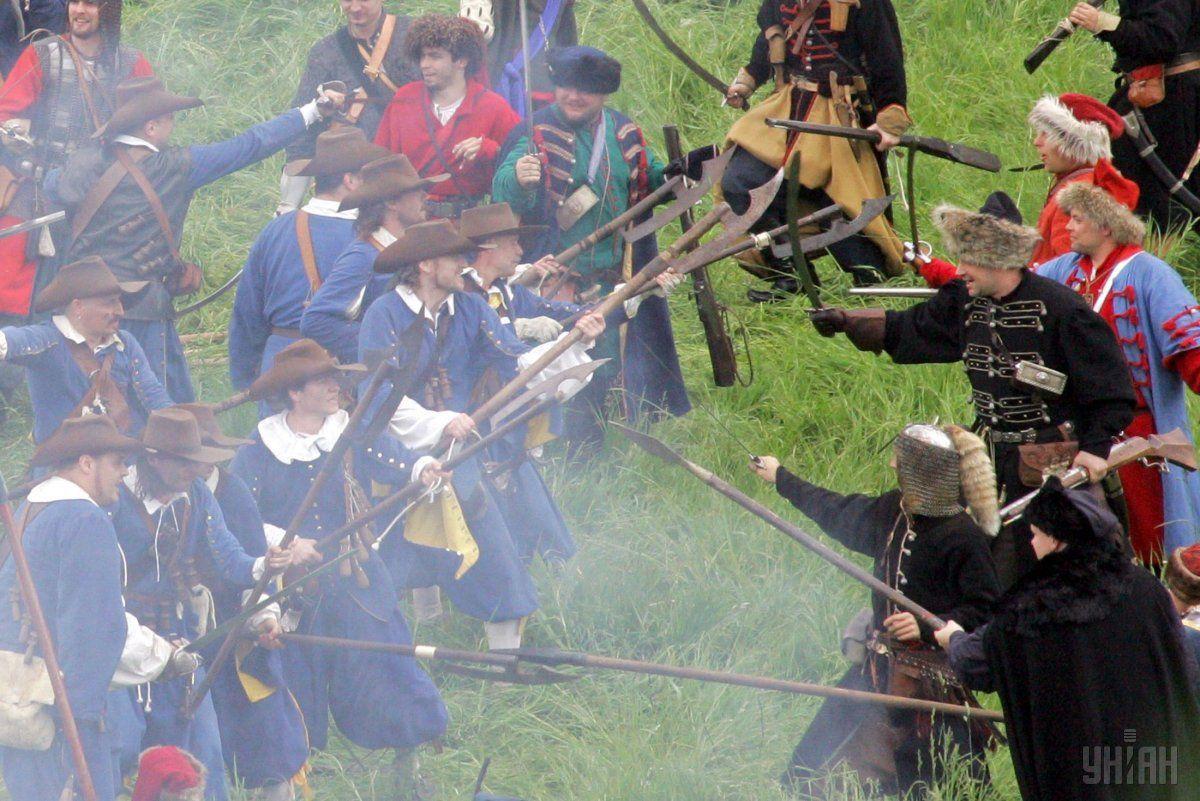 Одним из важных сражений Богдана Хмельницкого была Корсунская битва / УНИАН