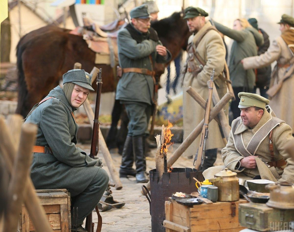 Волынская группа армии УНР проиграла Бой у села Базар/ УНИАН