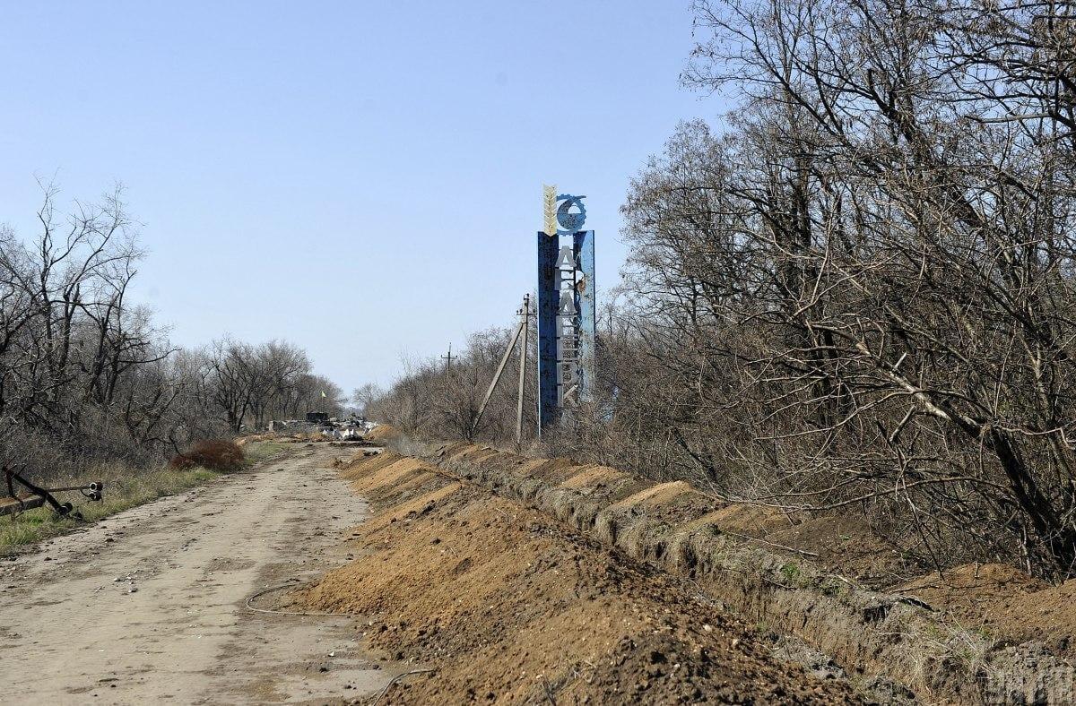 Бои за промзону Авдеевки начались в конце июля 2014 года / УНИАН