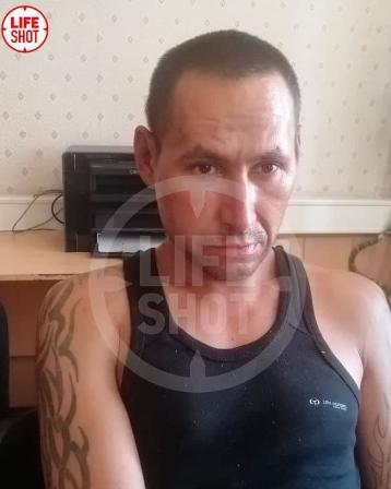 Подозреваемый в массовом убийстве Федор Панов / t.me/Lshot
