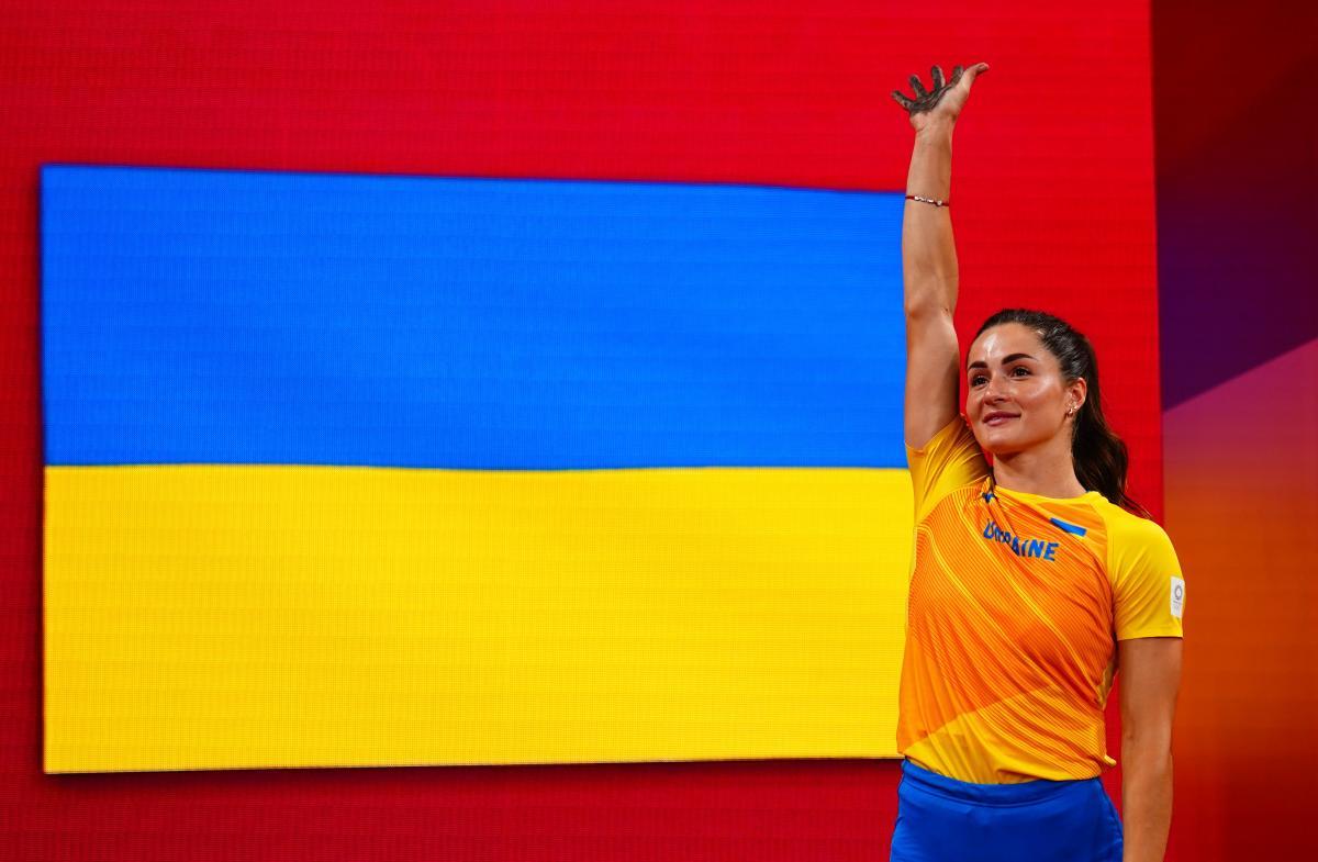 Марина Килипко / фото REUTERS