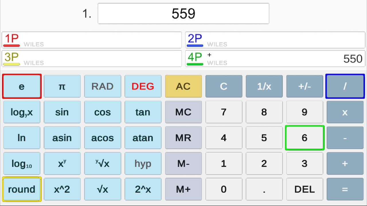 Боевой калькулятор стоит $15 /фото Blacksmith DoubleCircle