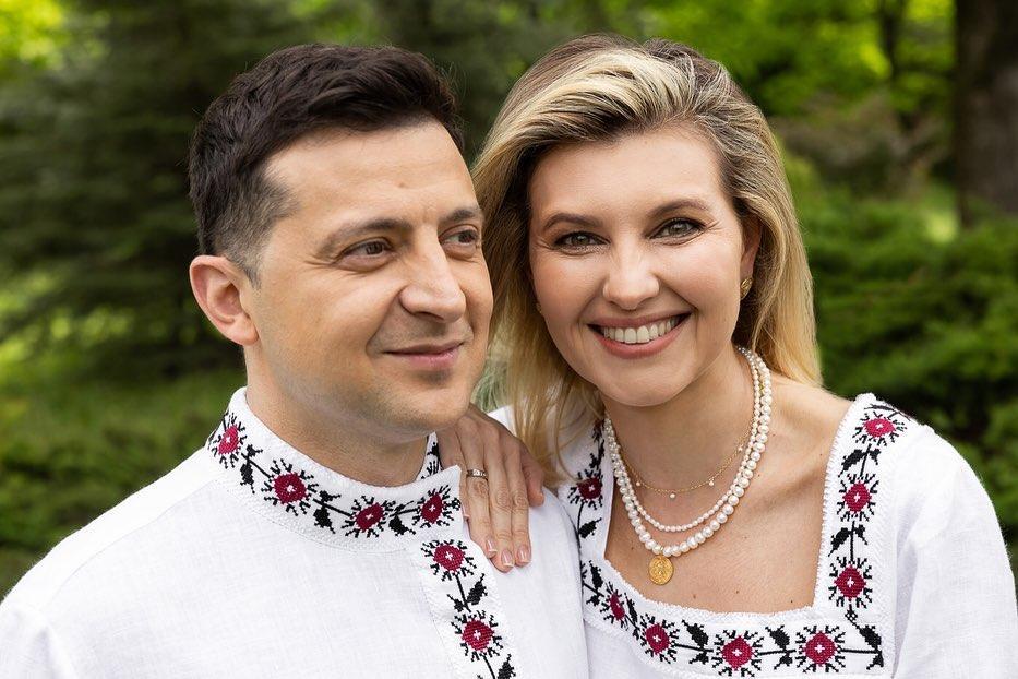 Служба протокола не всегда помогает первой леди с одеждой / фото - instagram.com/olenazelenska_official