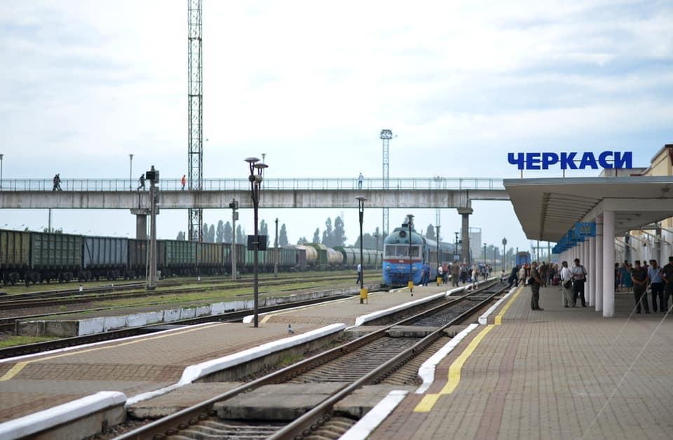 This year, the journey from Cherkassy Kiev will take 2.5 hours / photo facebook.com/kirill.timoshenko