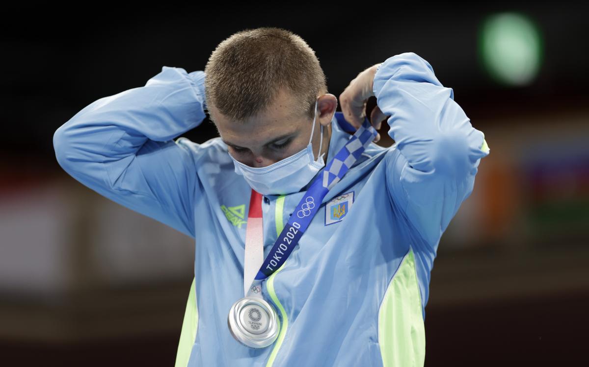 Олександр Хижняк / фото REUTERS
