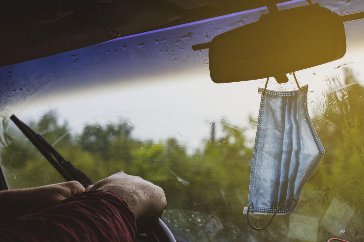 Контроль за носінням масок в Україні посилять / фото ua.depositphotos.com