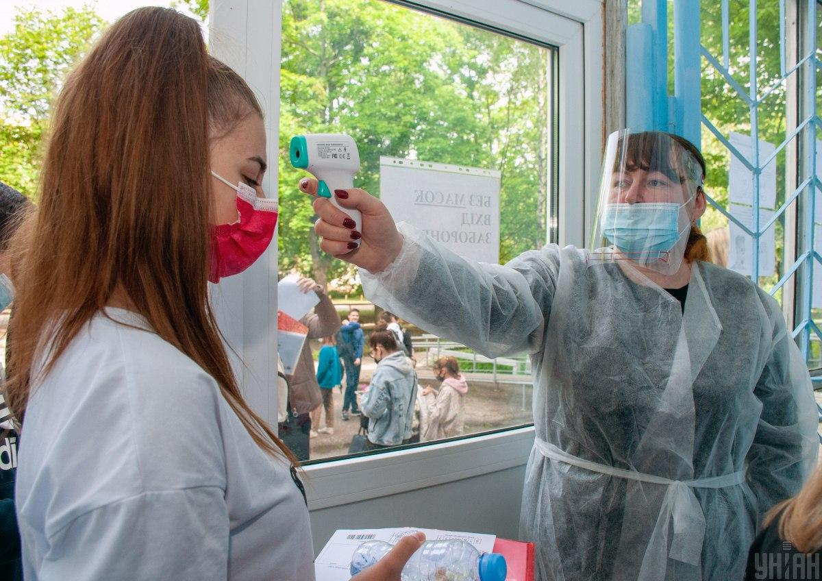 За останній тиждень кількість нових виявлених випадків COVID-19 в Україні зросла на 68%/ фото УНІАН