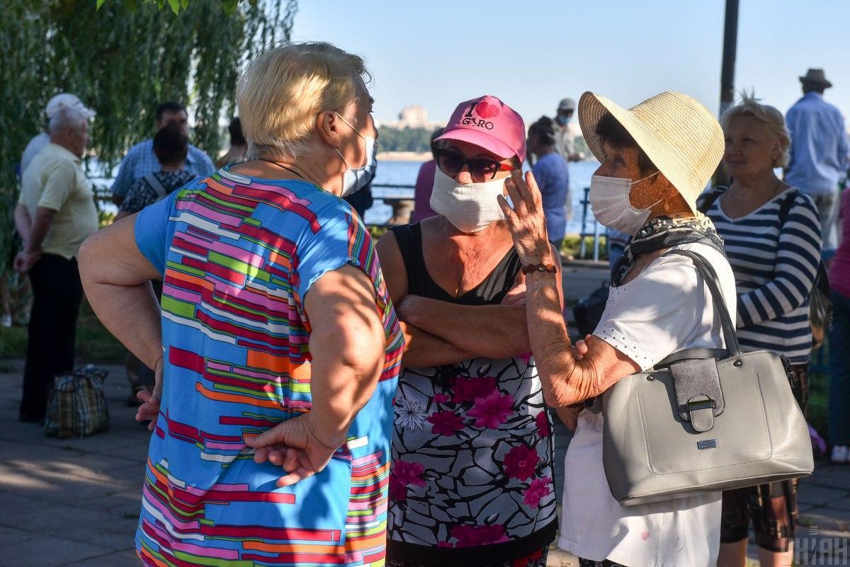 Коронавирус в Украине 11 августа / фото УНИАН