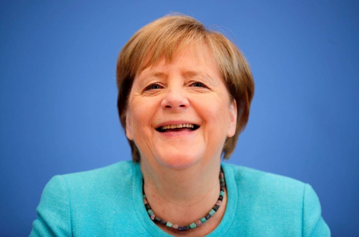 Angela Merkel will arrive in Ukraine on August 22 / photo by Reuters
