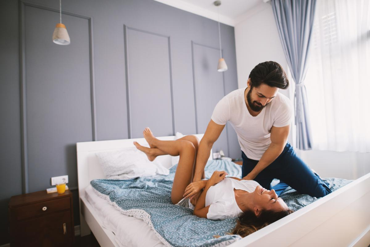 Эксперты утверждают, что после оргазма у женщины появляется привязанность / фото ua.depositphotos.com