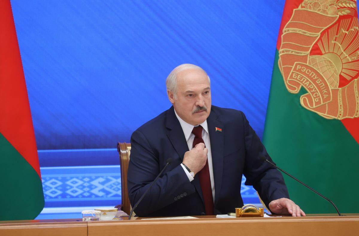 Лукашенко снова высказался об Украине / фото REUTERS