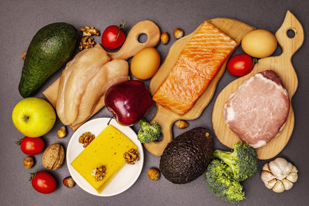 Что можно есть на кето диете / depositphotos.com