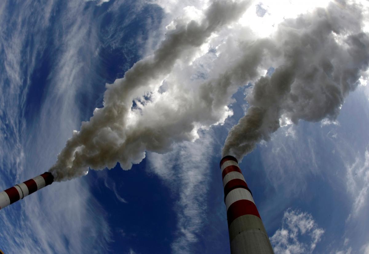 Цели большинства стран по уменьшению выбросов в атмосферу остаются недостаточными / фото REUTERS