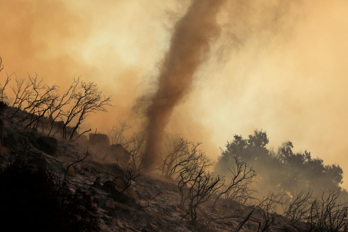 Минуле десятиліття було найспекотнішим за останні 125 тисяч років / фото REUTERS