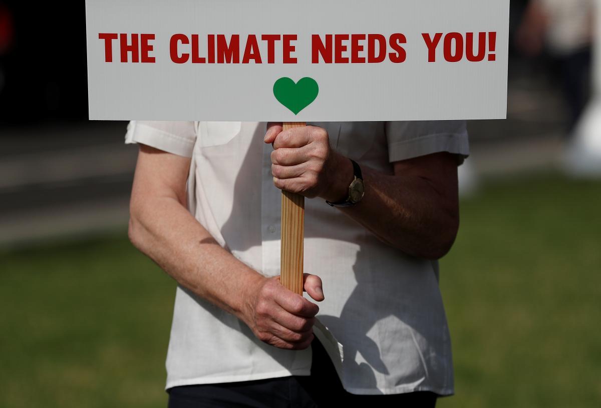 Кліматичні розмови - це не політична мода / фото REUTERS