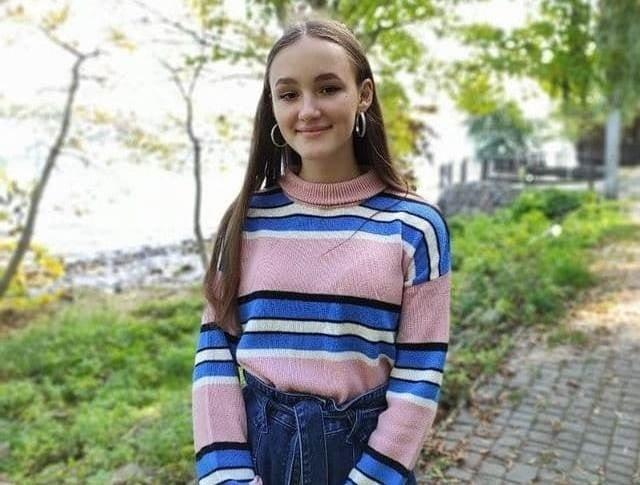 Ukrainian schoolgirl-genius will not go to study in the USA / photo facebook.com/osvitaUkraine