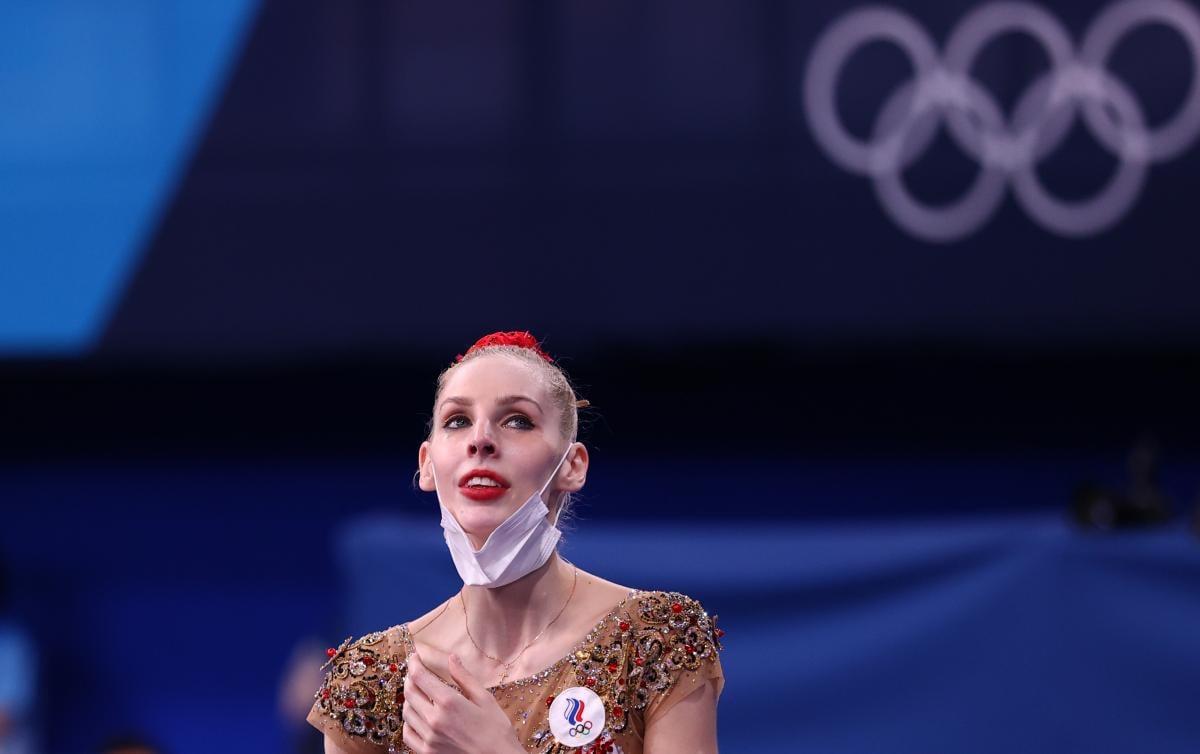 Анастасія Близнюк / фото REUTERS