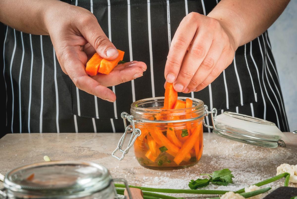 Как замариновать морковь на зиму / depositphotos.com