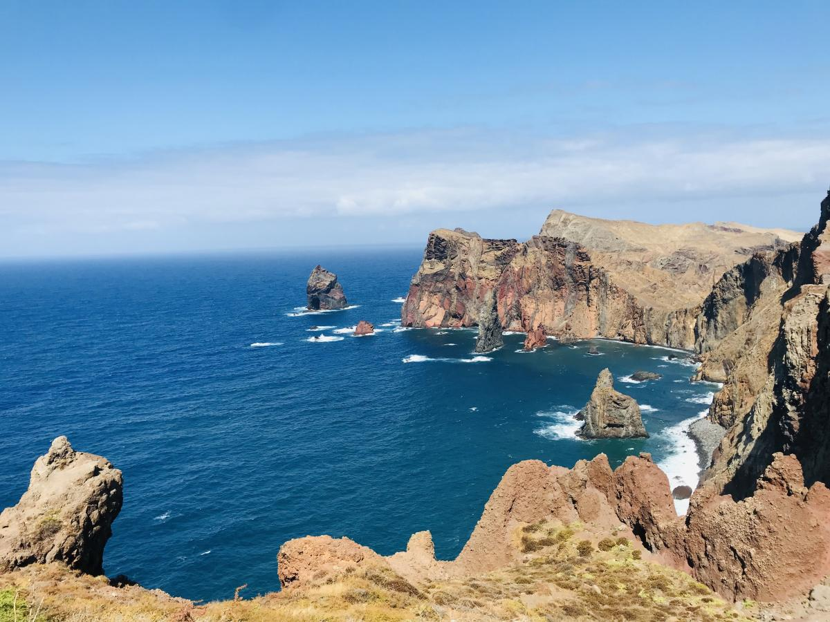 Мадейра стала как никогда ближе к Украине / фото Игорь Орел