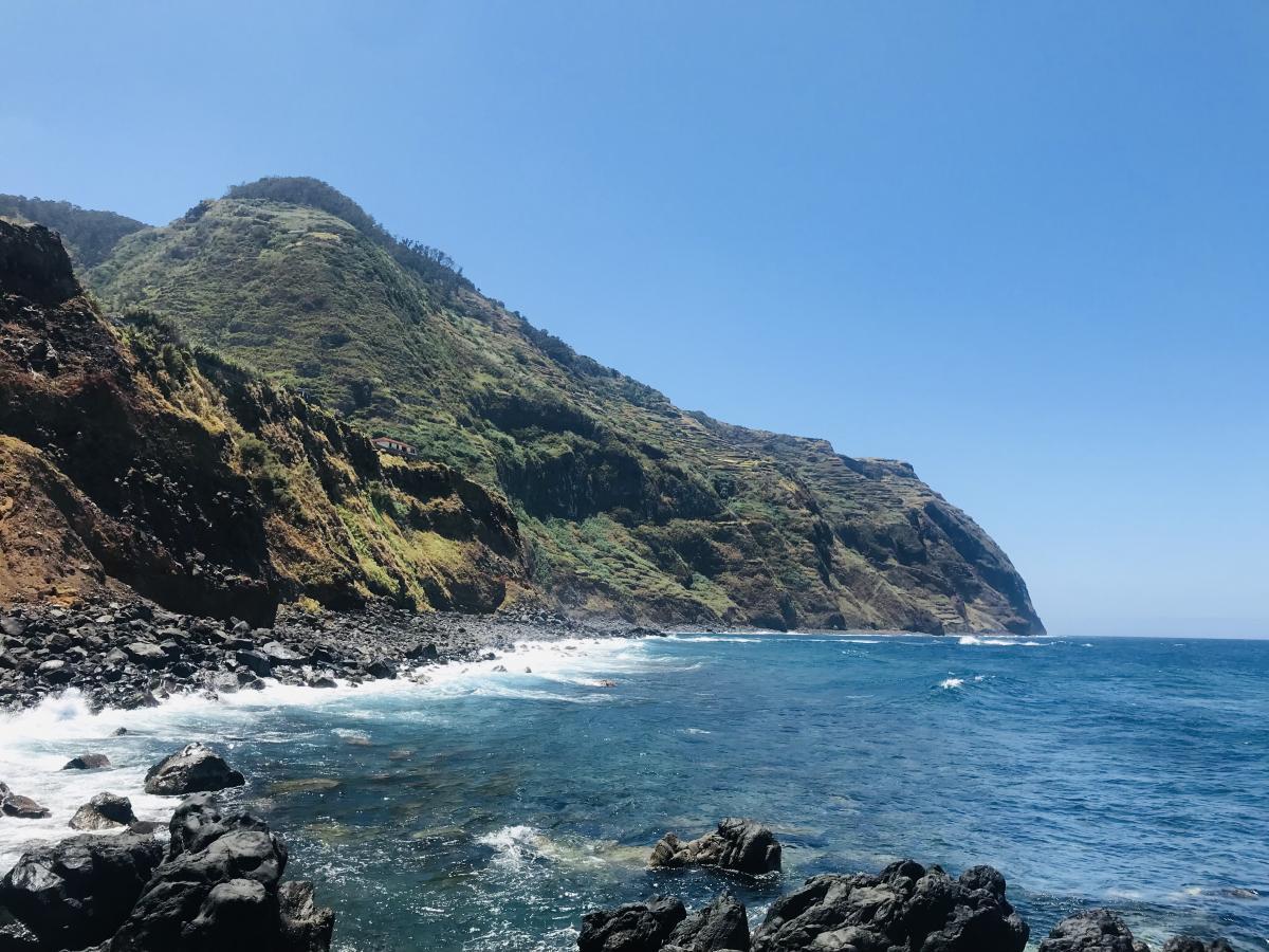 Мадейра - остров вечной весны / фото Игорь Орел