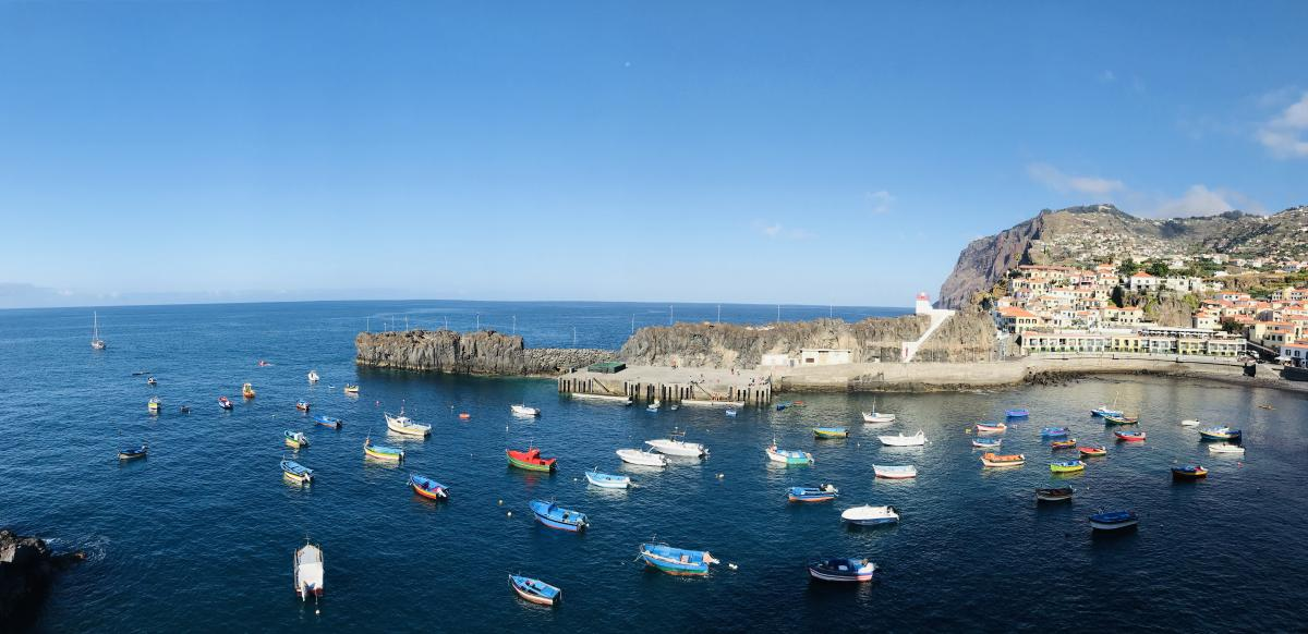 Мадейра - одно из первых международных туристических направлений в мире / фото Игорь Орел