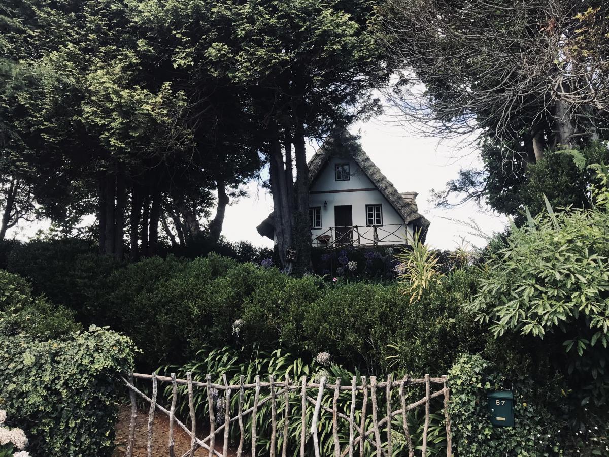 Найти жилье на острове не проблема / фото Игорь Орел