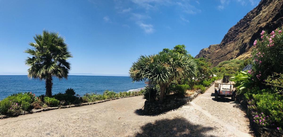 Пляжи на острове есть / фото Игорь Орел