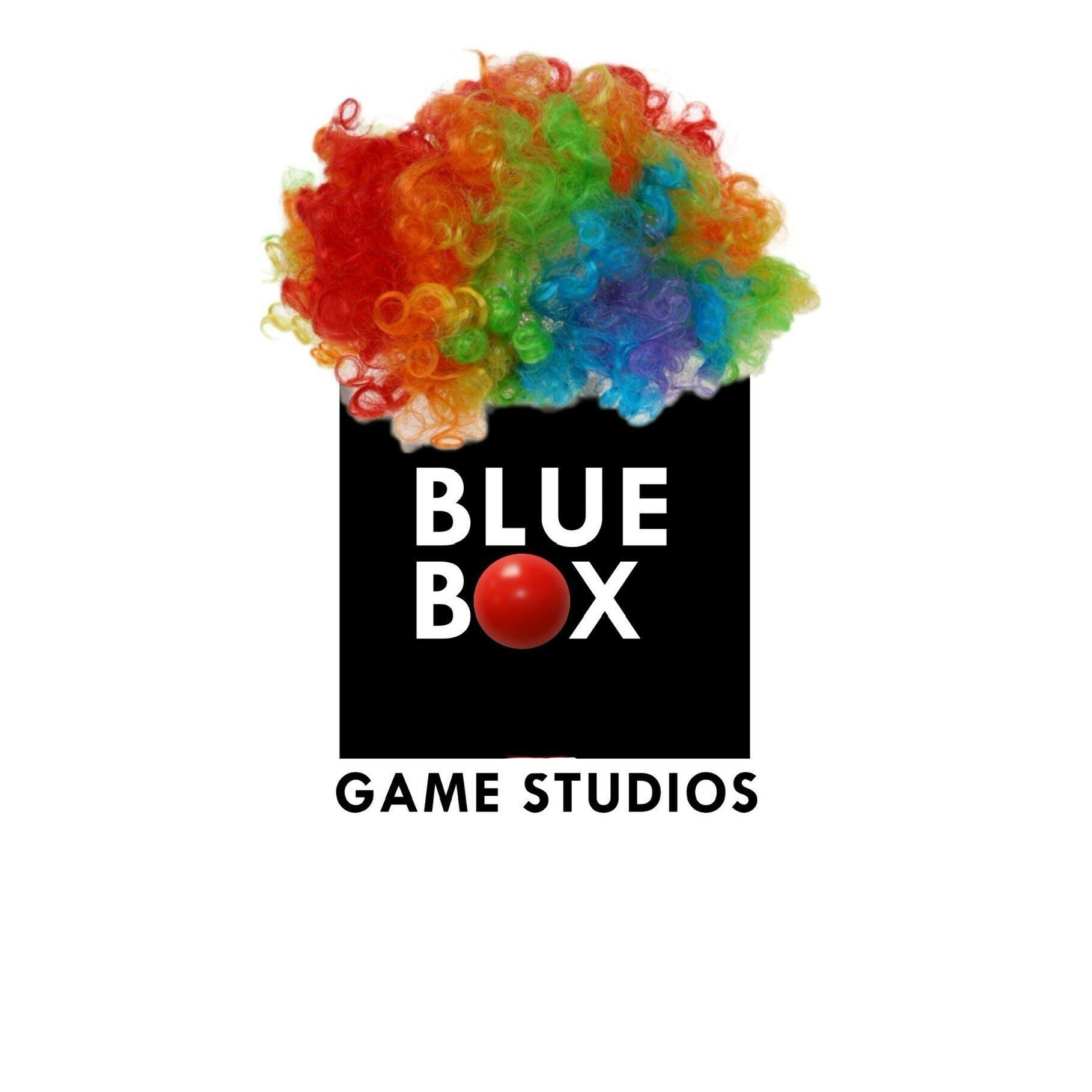 Некоторые вот так переделали логотип Blue Box / скриншот