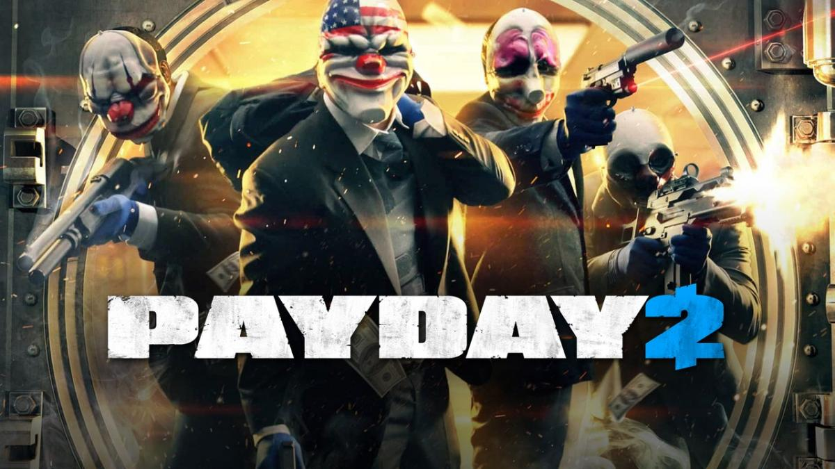 Payday 2 отмечает 8-летнюю годовщину / фото Overkill Software