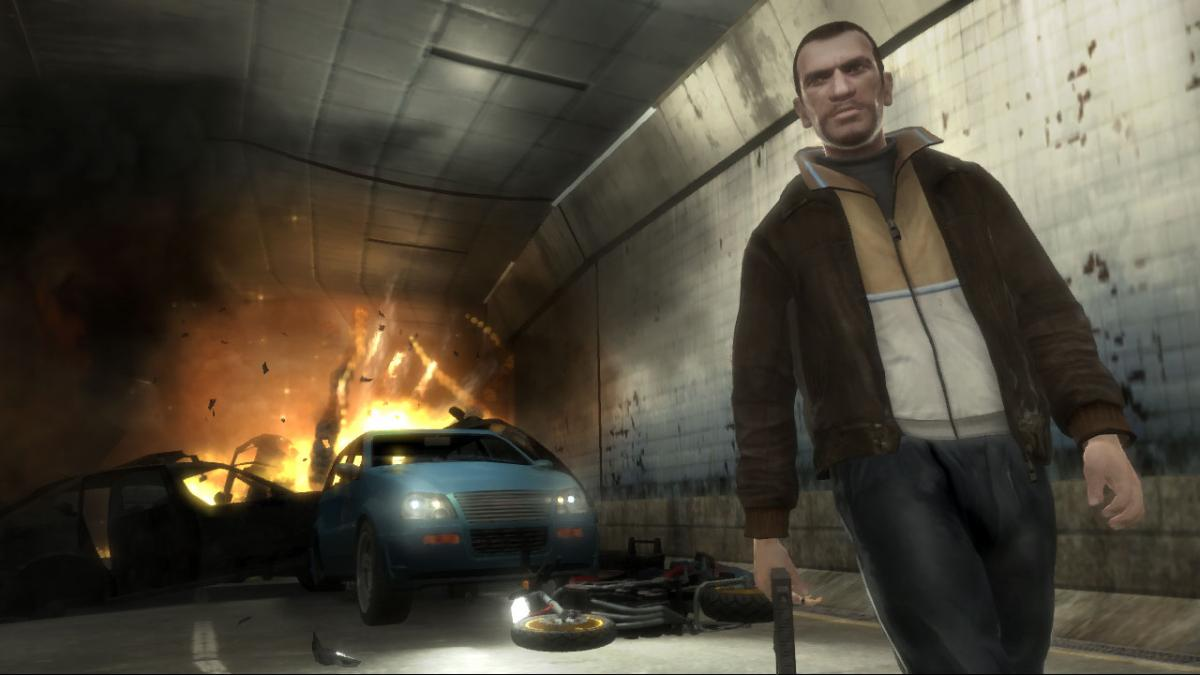 GTA IV / фото Rockstar Games