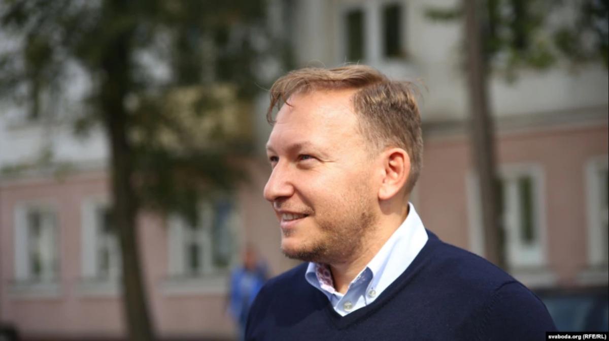 Дмитриев набрал на президентских выборах 2020 года 1,21% голосов / фото Радио Свобода