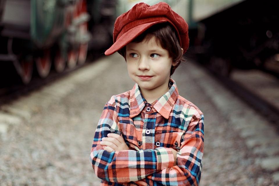Какой Антон в детстве / pixabay.com