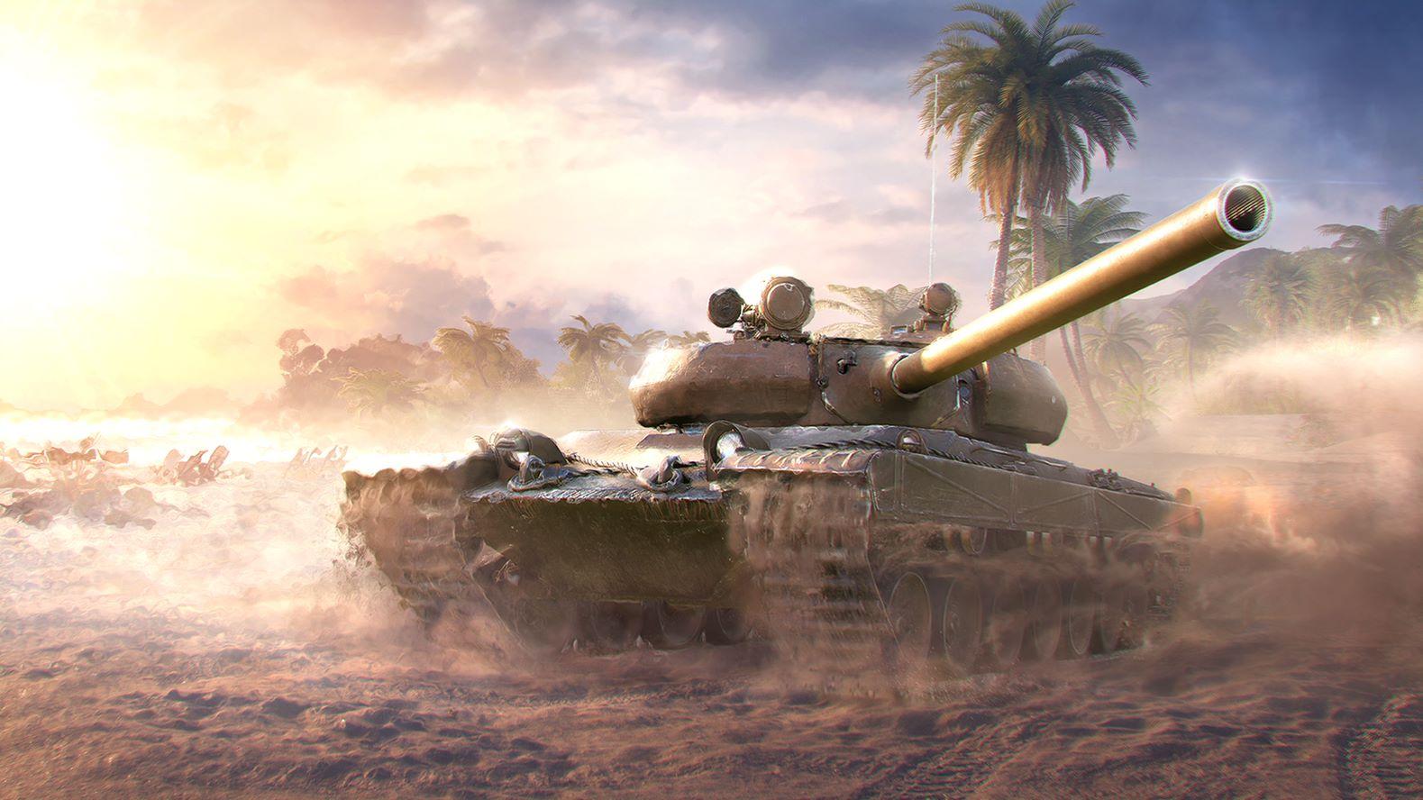 World of Tanksисполняется 11 лет /фото Wargaming
