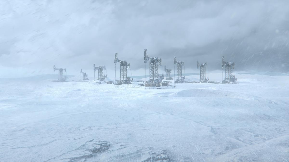 Кадр из Frostpunk 2 /фото 11 bit studios