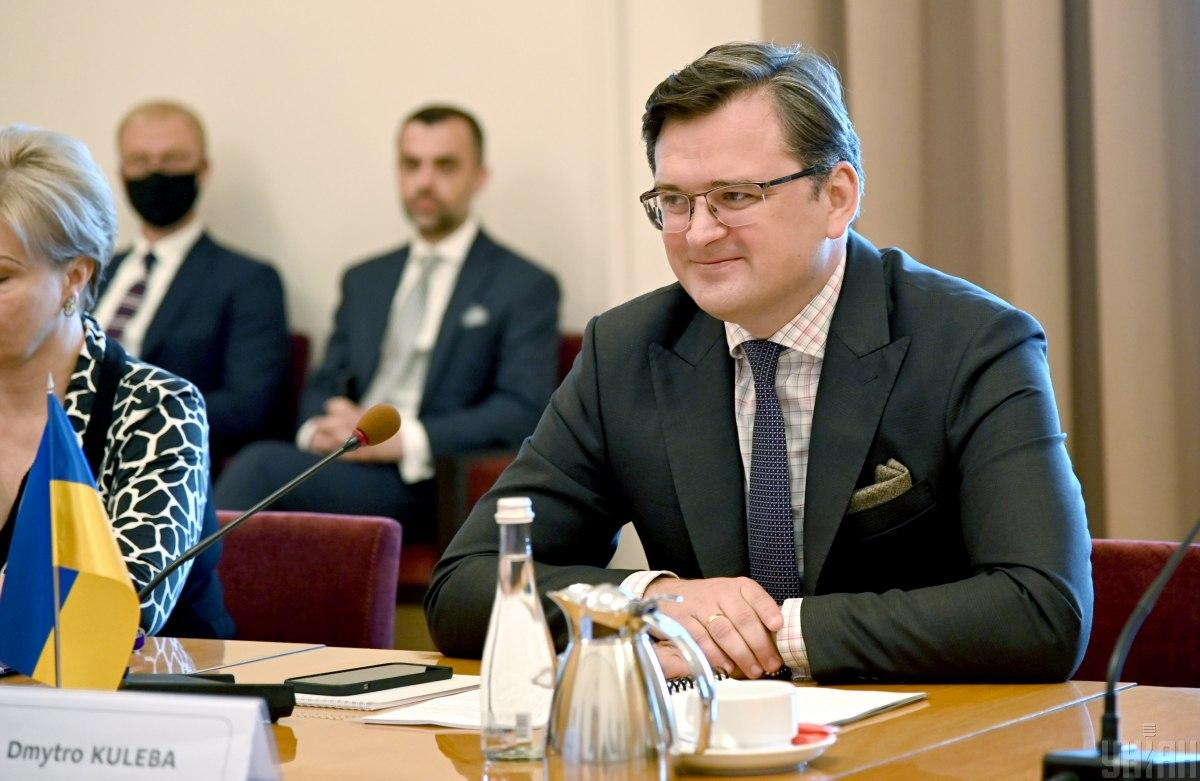 Kuleba: the summit of the Crimean platform will take place in any weather / photo UNIAN