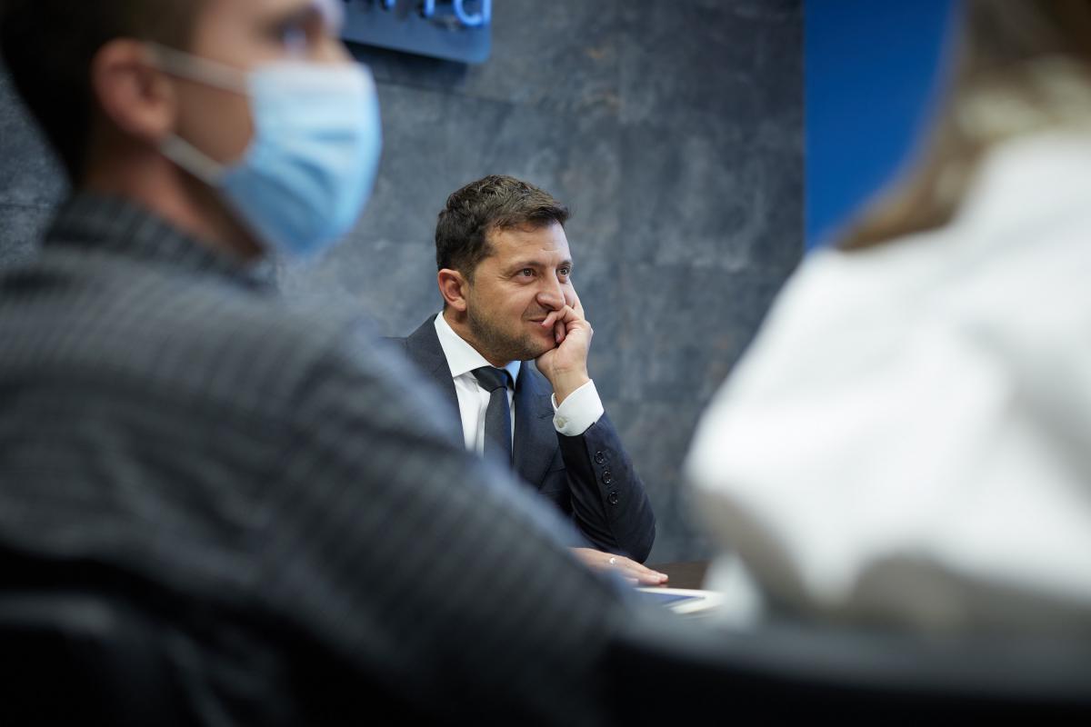 Зеленський розповів про досягнення / фото president.gov.ua