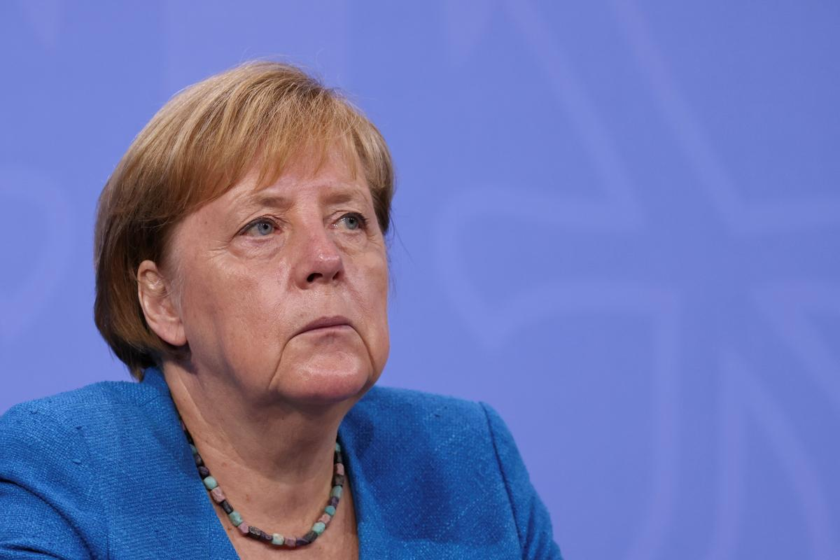 Angela Merkel will arrive in Russia earlier than in Ukraine / photo by Reuters