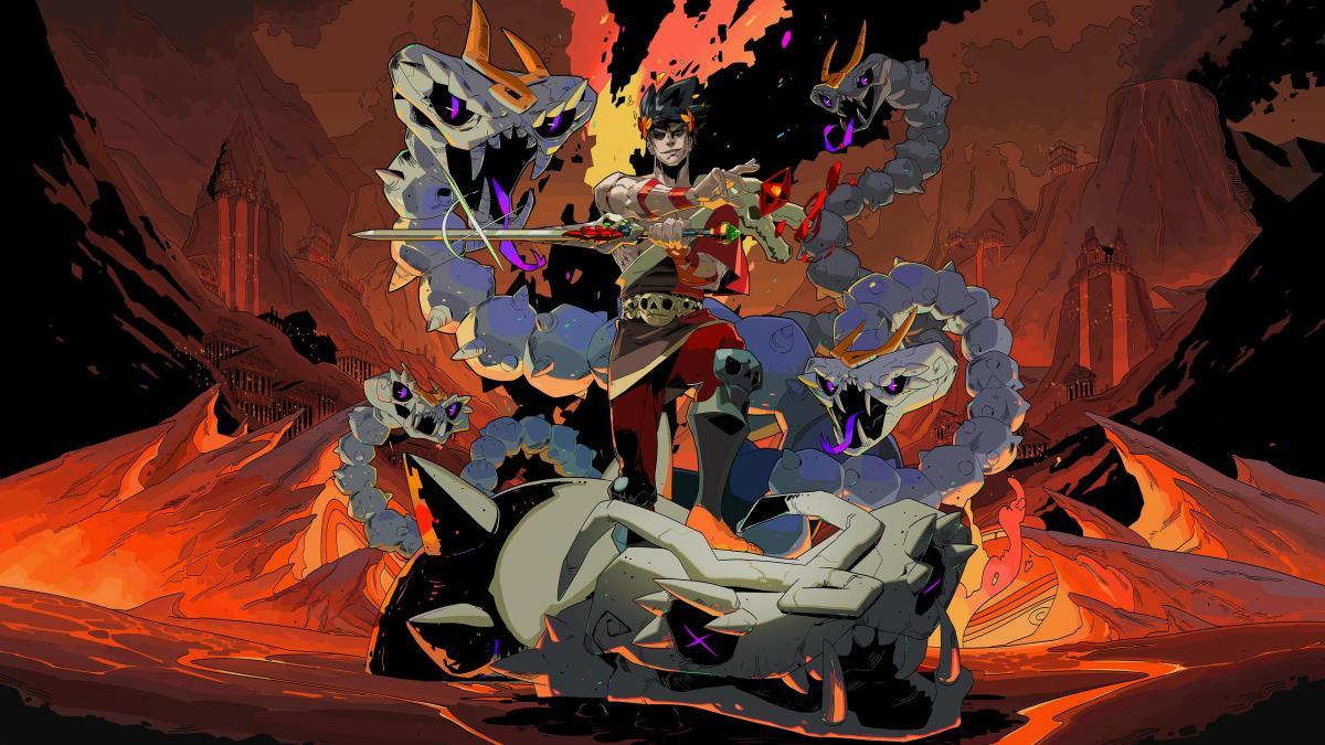 Hades вышла на PS4, PS5, Xbox One и Xbox Series X / фото Supergiant Games