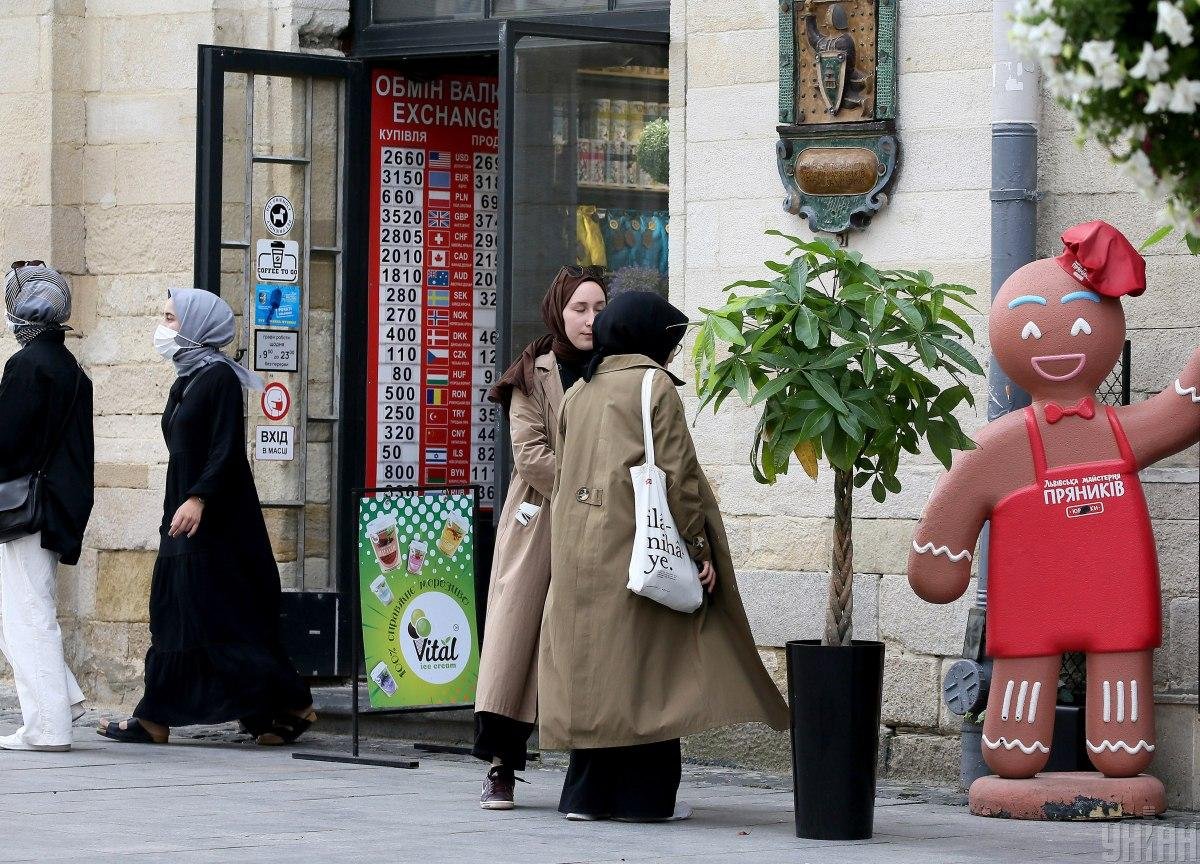 There are not many locations in Lviv that interest Arab tourists / photo UNIAN, Eugene Kravs