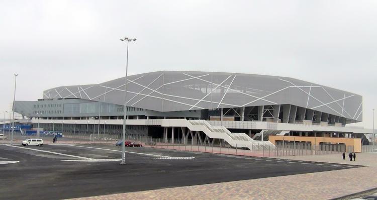 """Стадион """"Арена Львов"""" / Фото - arenalviv.com.ua"""