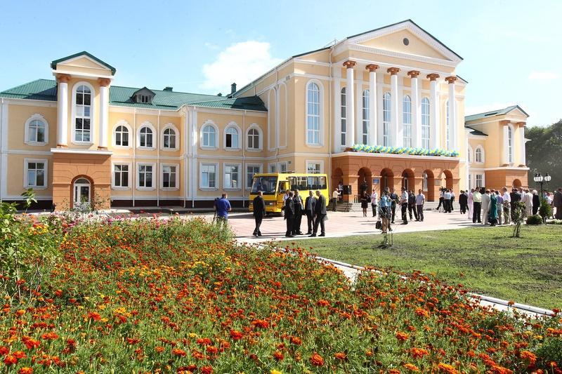 Седне вский учебно-воспитательный комплекс / sednivnvk.e-schools.info