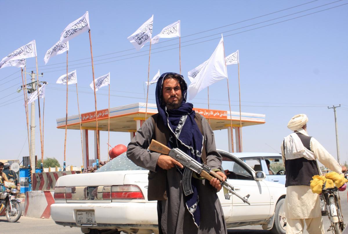 Кабул ще перебуває під контролем уряду / фото REUTERS