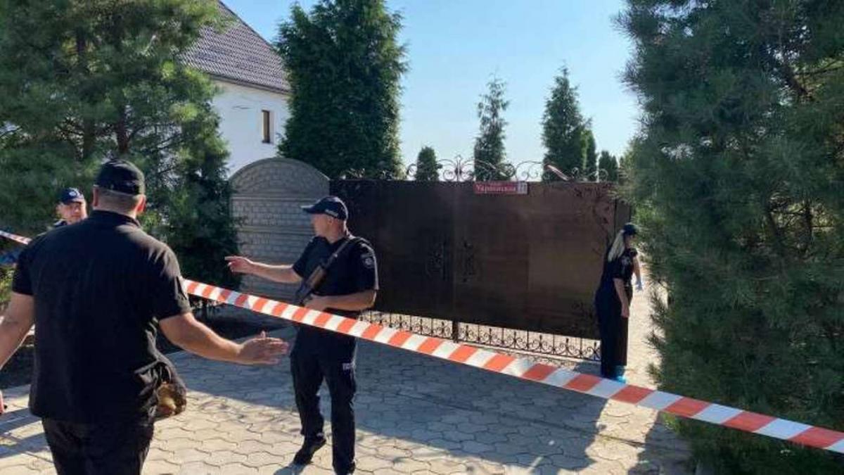 Поліція розпочала кримінальну справу за статтею про умисне вбивство / фото dnepr . express