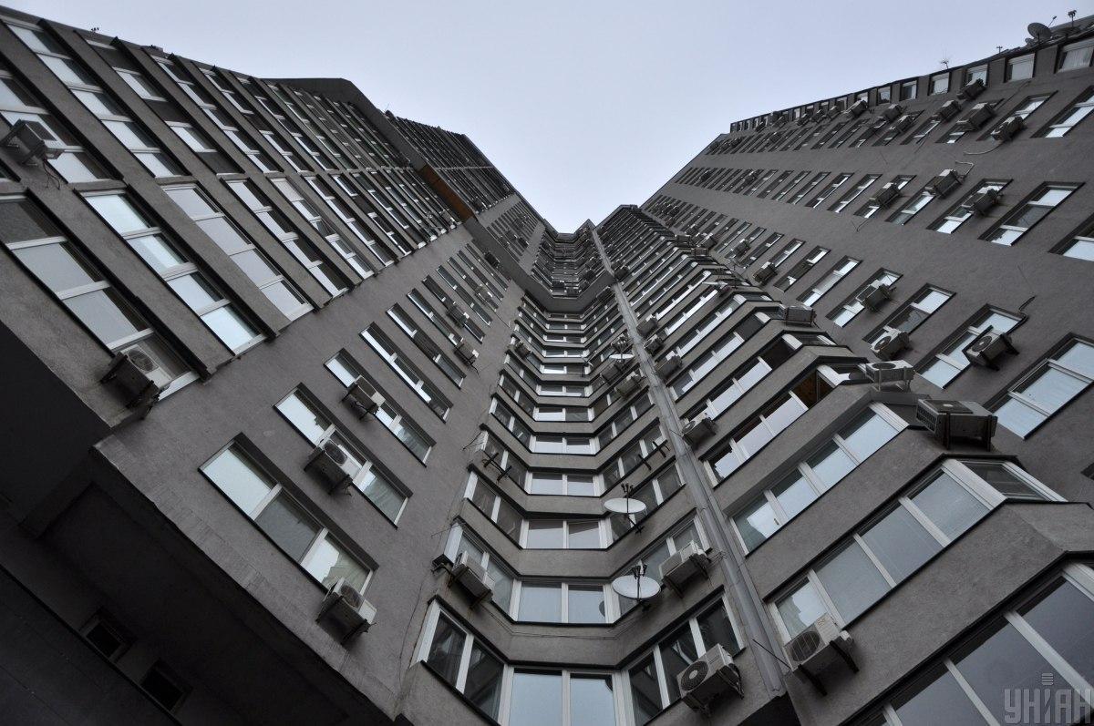 Школьница выпрыгнула с восьмого этажа / фото УНИАН, Александр Давыдов