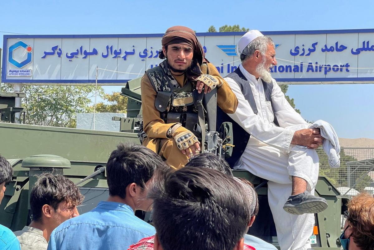 """Бойовики """"Талібану"""" вбили жінку з непокритою головою / фото REUTERS"""