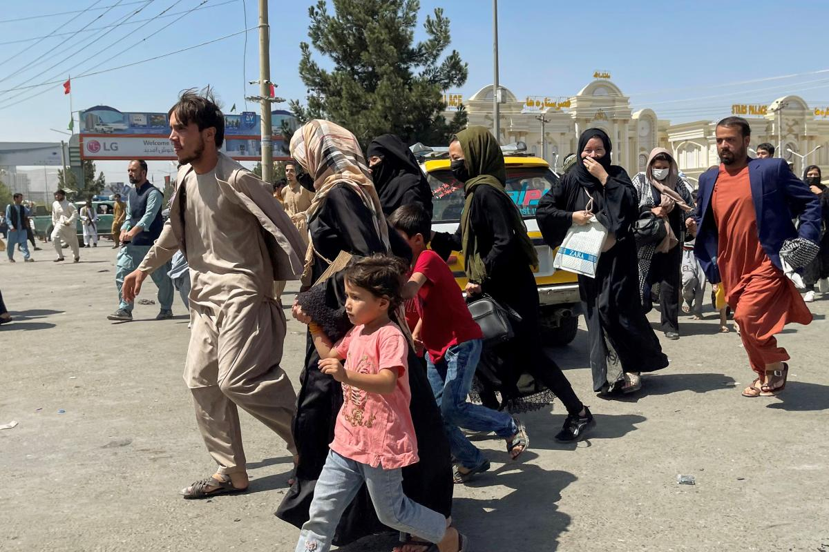Ukraine has granted asylum to fleeing Afghan citizens / photo by REUTERS