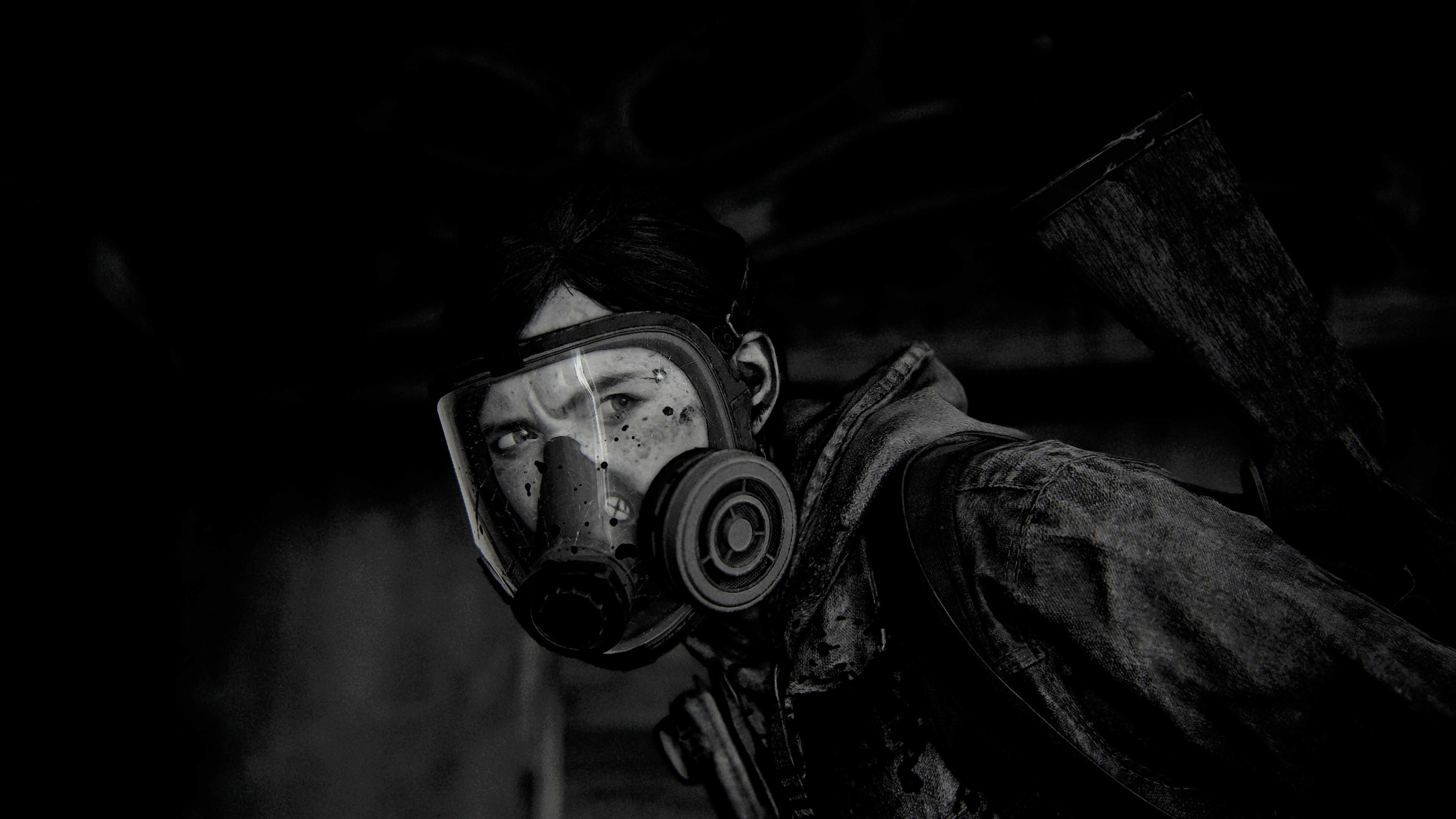 В The Last of Us Part II мог быть режим королевской битвы /скриншот