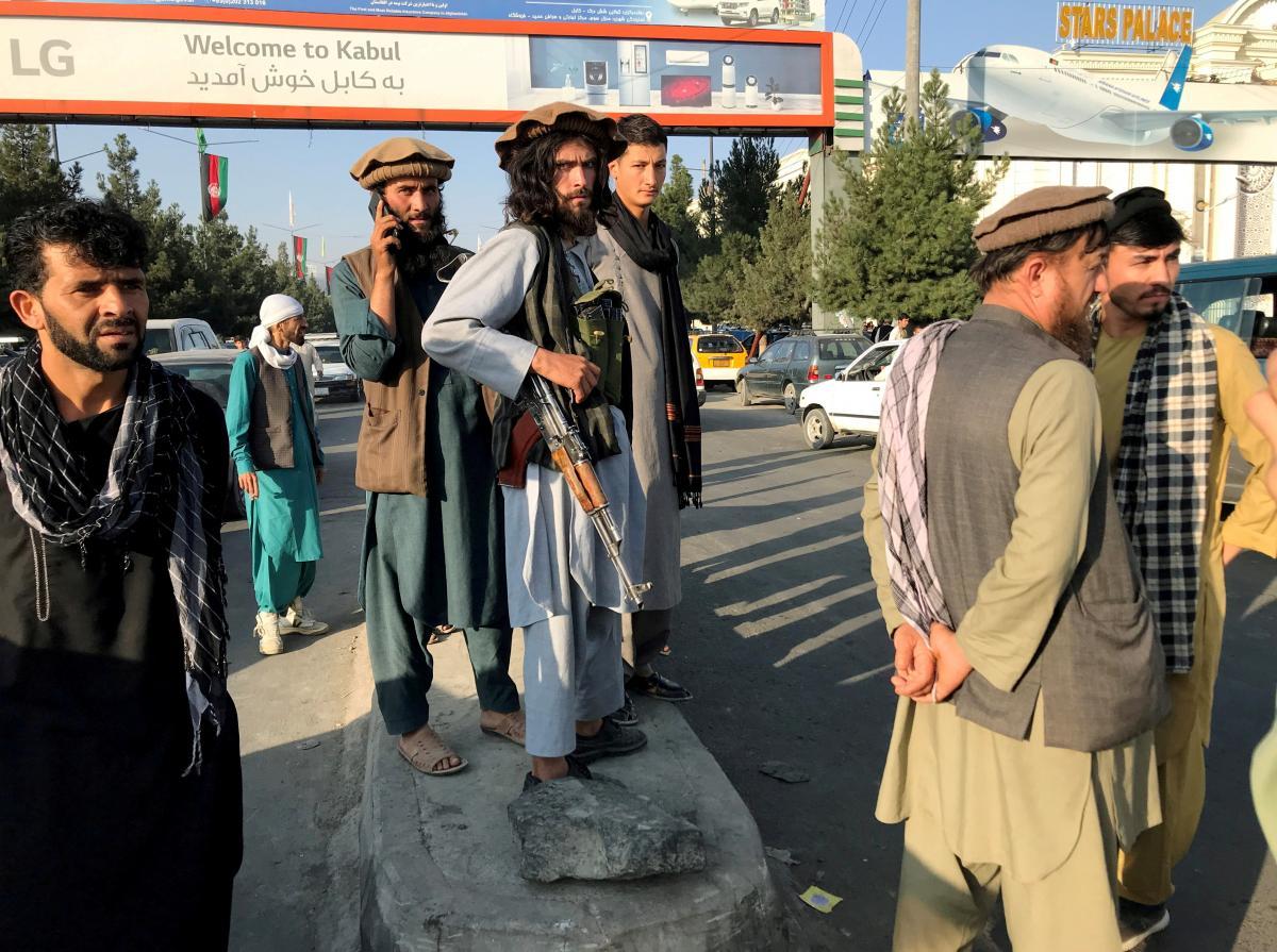 15 серпня таліби заявили про захоплення всієї території Афганістану, вони наступають на Кабул / REUTERS
