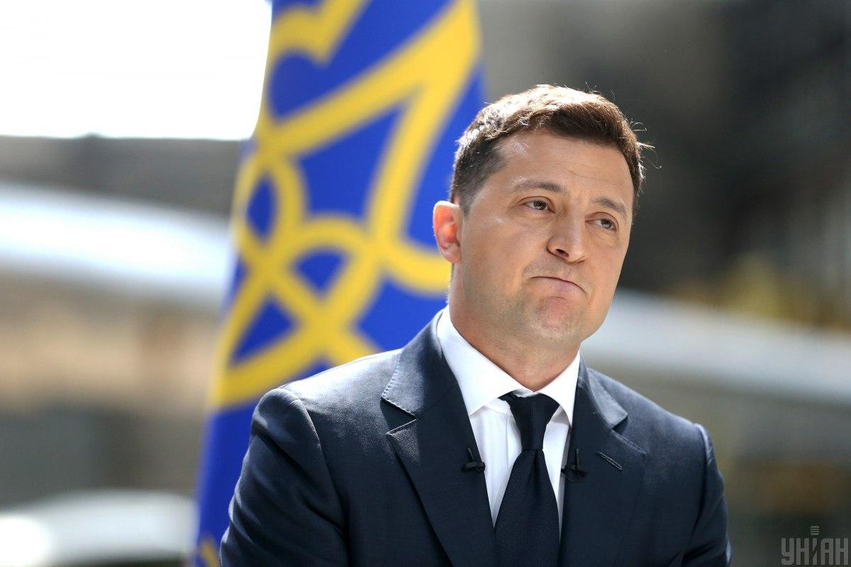 Zelensky told about reforms in Ukraine / photo UNIAN